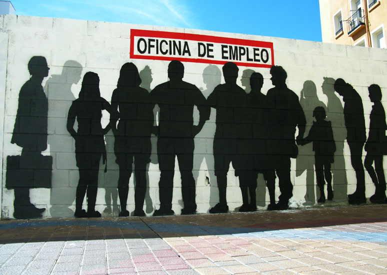 Desempleo y situaciones dudosas